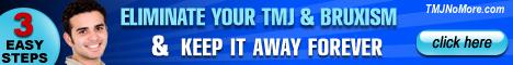 eliminate your tmj & bruxism