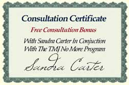 Free One-On-One Counseling With Sandra Carter For 3 Months